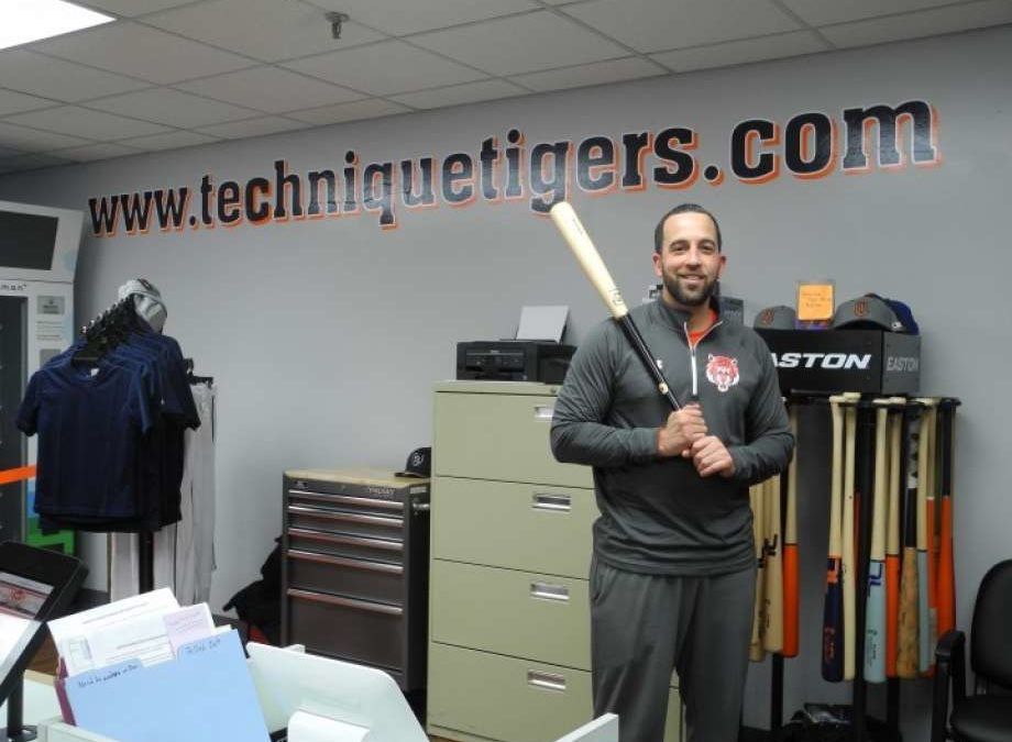Technique Tigers: Baseball academy teaches players to be students first